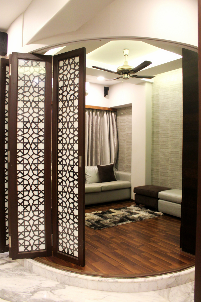 Residence at Peddar Road