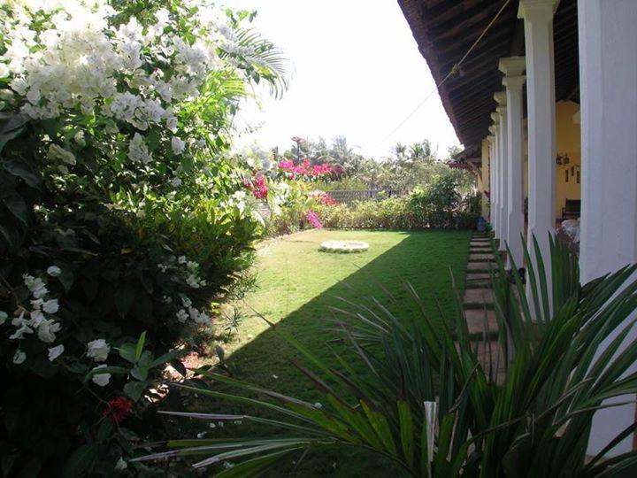 Bungalow at Camurlim, Goa